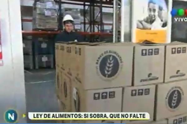 Ley Donal - Telefe Noticias